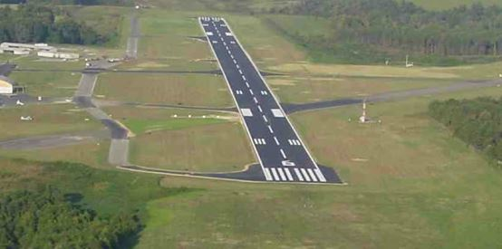 Burlington Airport (KBUY)